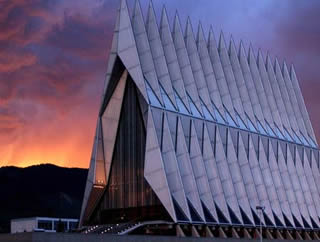 United States Air Force Academy – Colorado Springs, CO